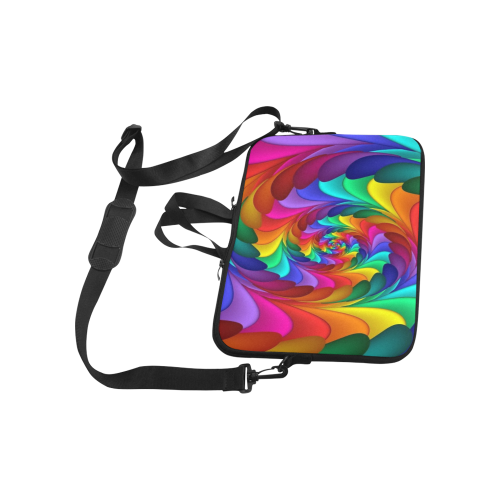 RAINBOW CANDY SWIRL Macbook Air 11''