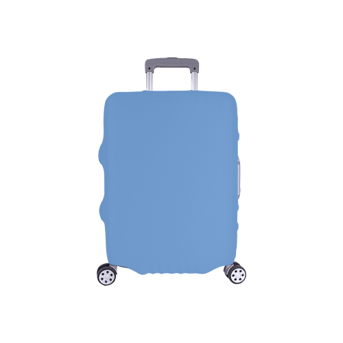 "Little Boy Blue Luggage Cover/Small 18""-21"""