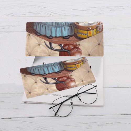 Foldable Glasses Case Custom Foldable Glasses Case