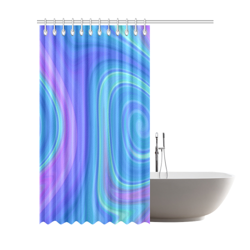 "Fantasie z021 Shower Curtain 72""x84"""