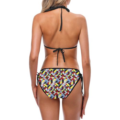 Mind Games Custom Bikini Swimsuit (Model S01)