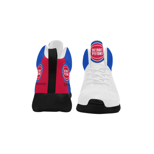 Detroit Pistons 30th Anniversary Men's Chukka Training Shoes (Model 57502)