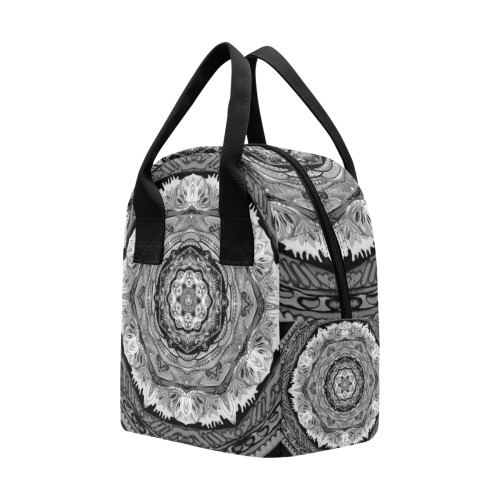 mandala tendre 19 Zipper Lunch Bag (Model 1689)