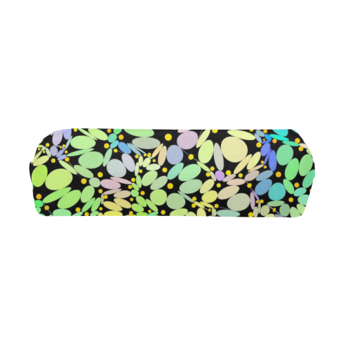 Power Flowers 318A by JamColors Pencil Pouch/Small (Model 1681)