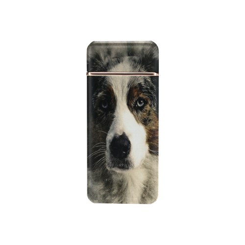 Darling Dogs 7 USB Rechargeable Lighter