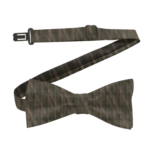 Unsueded Cross Custom Bow Tie