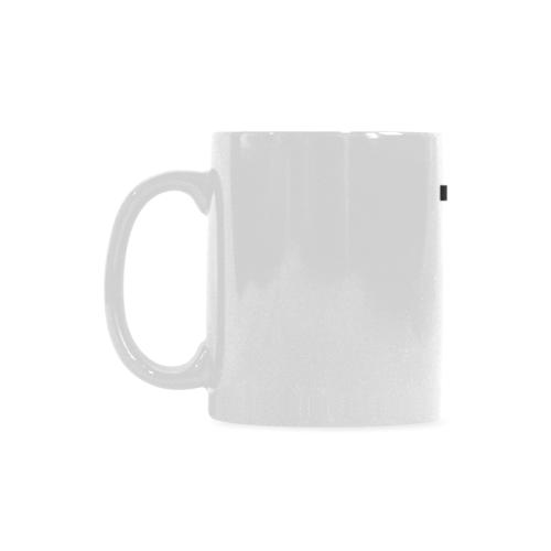 Team Vegan Custom White Mug (11OZ)