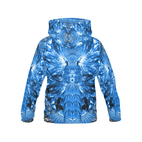 carnival 14 All Over Print Hoodie (for Women)