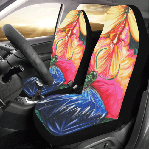 Butterfly Life Car Seat Covers (Set of 2)