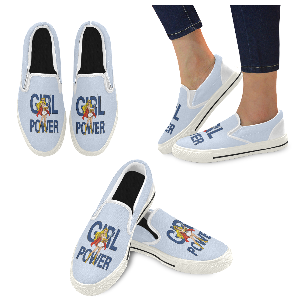 power shoes for girl