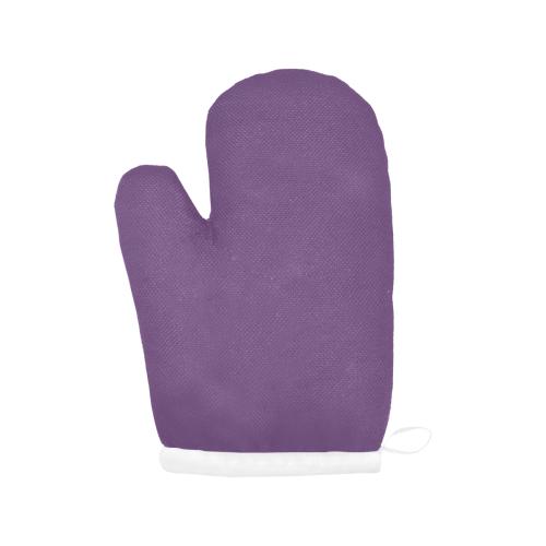 color purple 3515U Oven Mitt (Two Pieces)