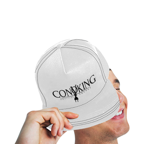 Convoking Positive Energy All Over Print Snapback Hat D