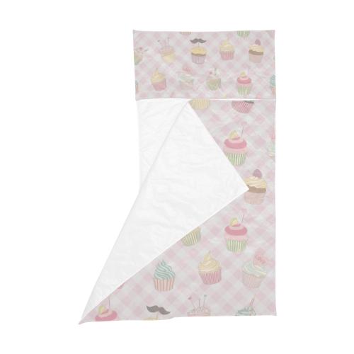 Cupcakes Kids' Sleeping Bag