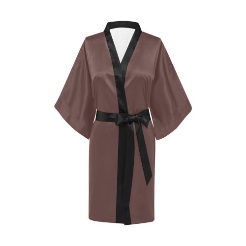 Rum Raisin Kimono Robe