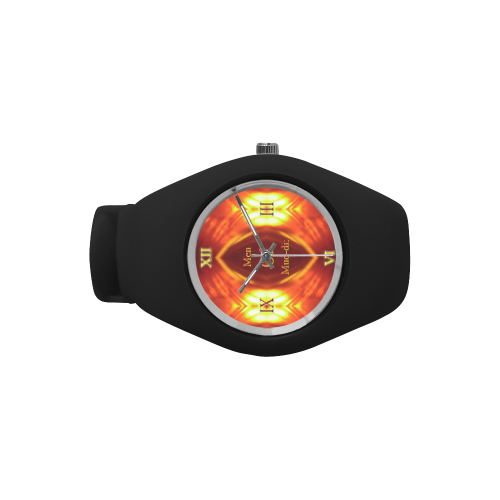 Roye Rimms Simple Style Candy Silicone Watch (Model 315)