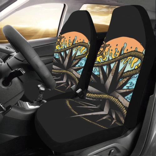Nautical Splash Car Seat Covers (Set of 2)