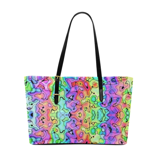 Squirlies 7K Euramerican Tote Bag/Large (Model 1656)