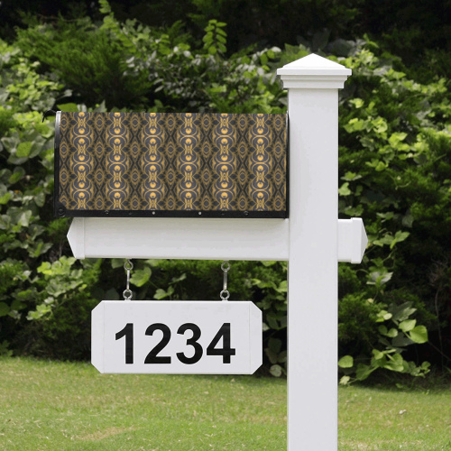 pattern2 Mailbox Cover