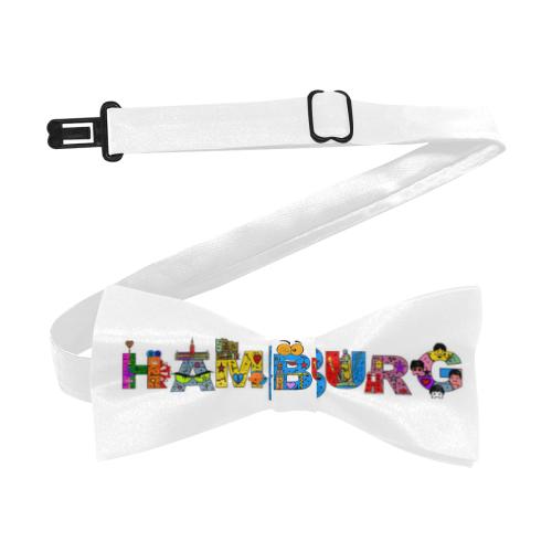 Hamburg Pop by Nico Bielow Custom Bow Tie